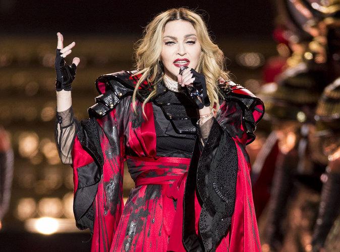 Madonna : La chanteuse accusée d'être ivre sur scène, elle ne se laisse pas faire !