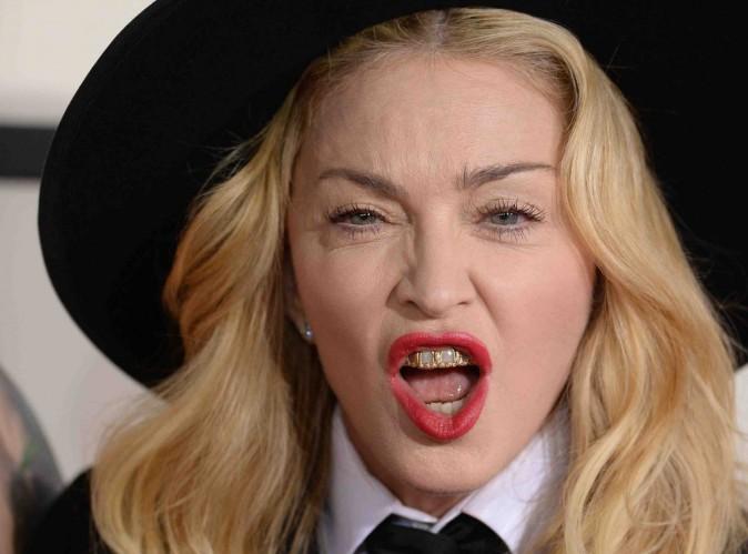 """Madonna : la fuite de son album, pour elle c'est un """"viol"""" et du """"terrorisme"""" !"""