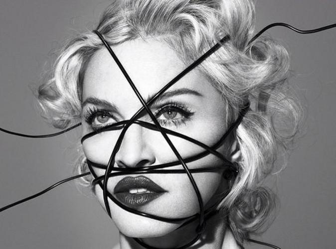 Madonna : lass�e des fuites, elle d�voile finalement six titres de son nouvel album !