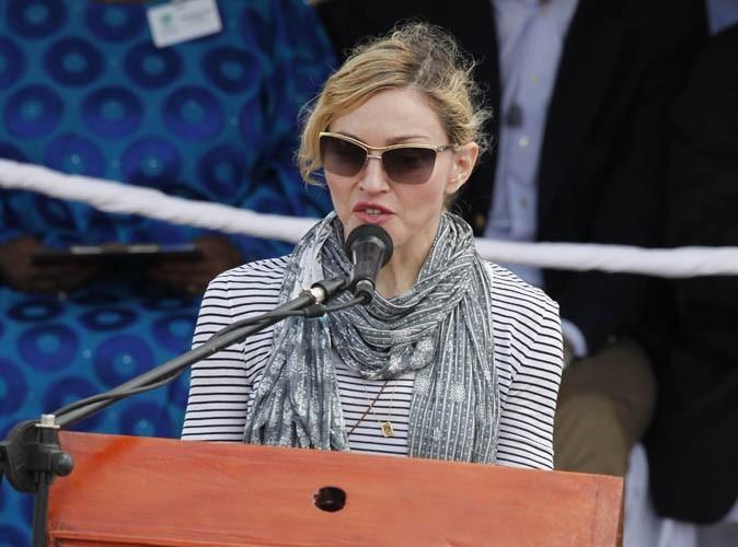 """Madonna : les rumeurs sur son école au Malawi sont """"sauvages et totalement fausses"""" !"""