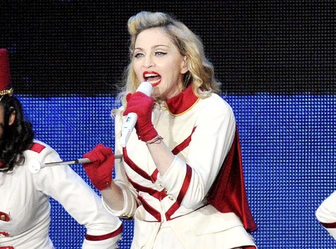 Madonna : menaces terroristes pour son concert à Saint-Pétersbourg !
