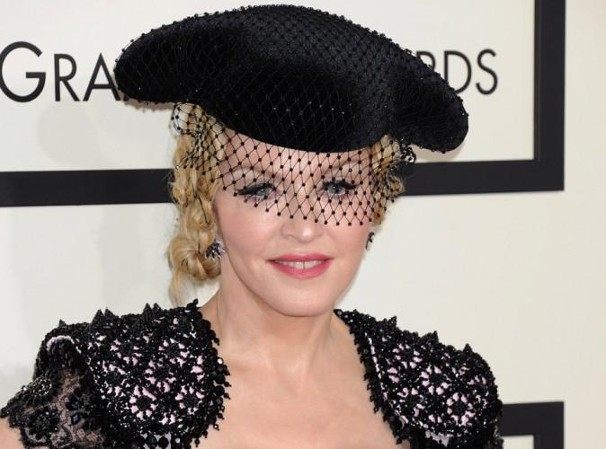 Madonna se livre sans concession au micro d'Europe 1