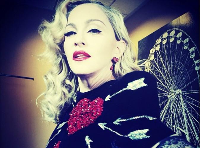 Madonna : ses enfants l'ont sauvée !