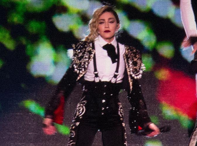 """Madonna : son fils ne l'a pas traité de """"pu**"""", c'était un imposteur !"""