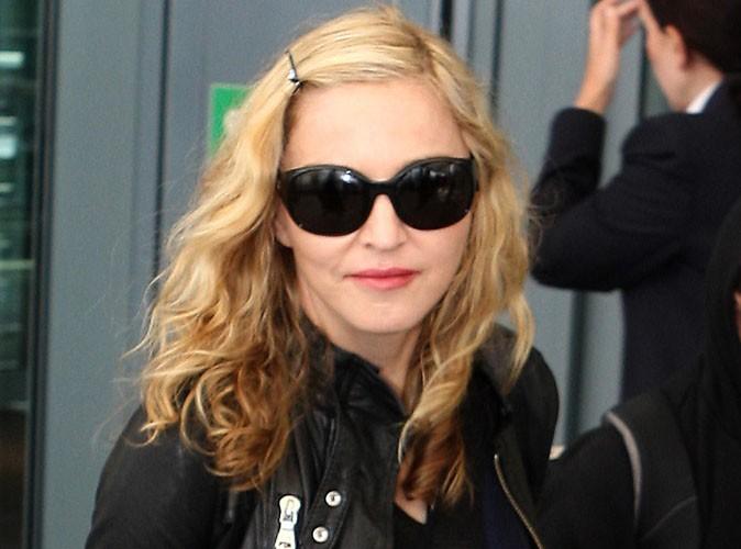 Madonna : son fils Rocco en plein âge ingrat !