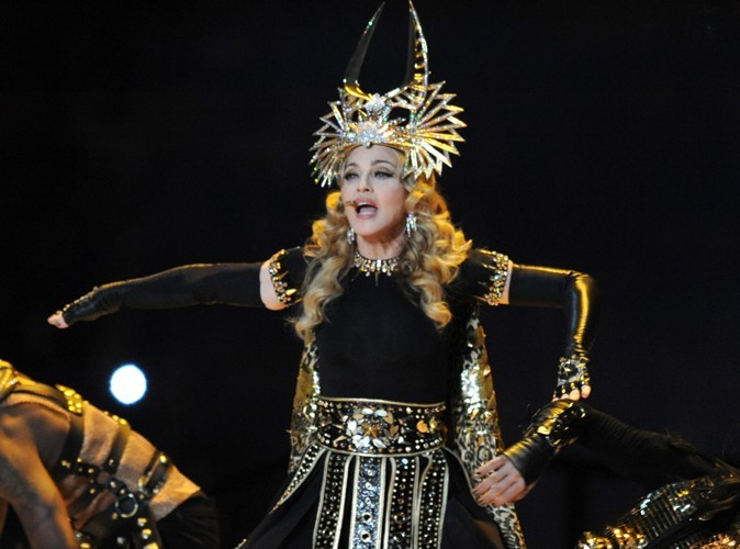 Madonna : son frère SDF était au Super Bowl...sur le parking !