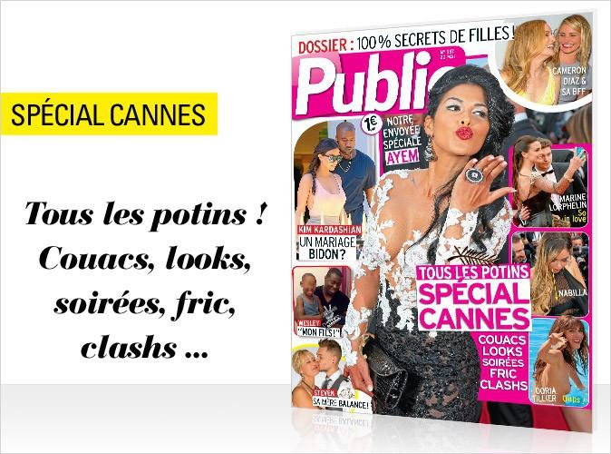Magazine Public : Ayem : dans les coulisses du Festival de Cannes !