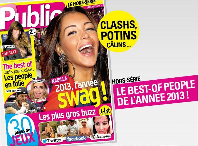 Magazine Public : découvrez le hors-série spécial best-of de l'année 2013 !