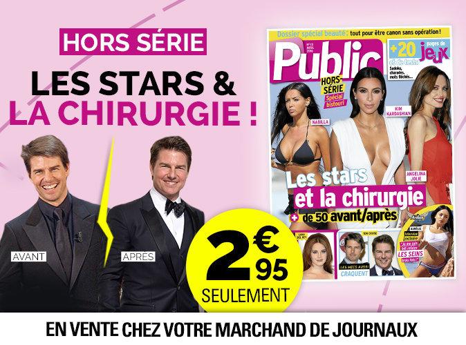 Magazine Public : découvrez notre hors-série spécial... bistouri !