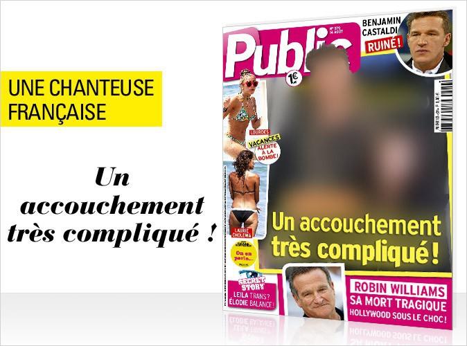 Magazine Public : en couverture, Benjamin Castaldi... Complètement ruiné ! Et une GROSSE EXCLU : Jenifer est maman : tous les détails !