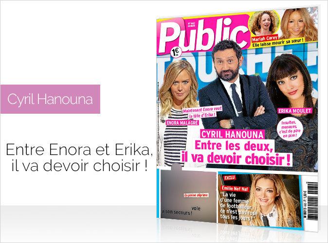 Magazine Public : Enora Malagré, Erika Moulet : insultes, menaces... c'est de pire en pire !