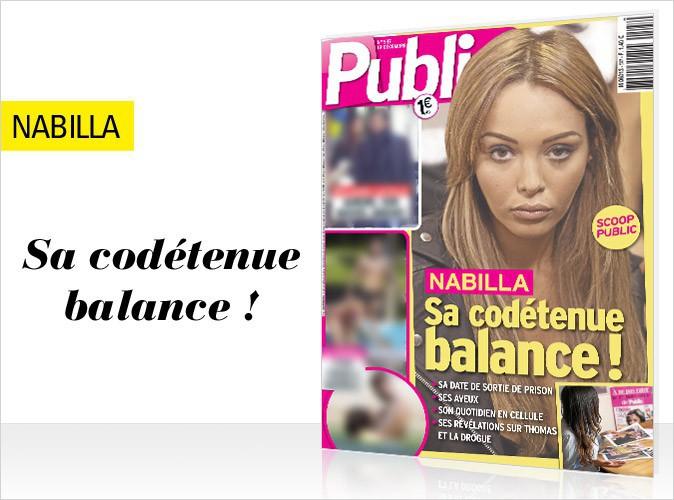 Magazine Public : exclu Nabilla, M. Pokora, Benjamin Castaldi... en couverture !