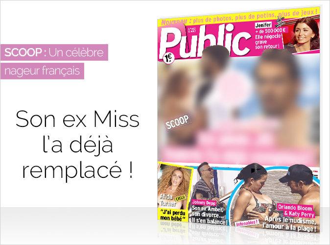 Magazine Public : Un célèbre sportif français : en plein JO, son ex l'a déjà remplacé !