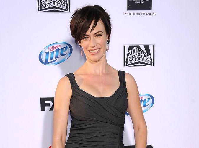 """Maggie Siff : l'actrice de la série """"Sons of Anarchy"""" est enceinte !"""