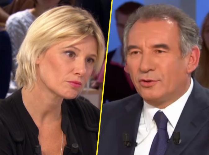 Maïtena Biraben : interrogée sur son salaire par François Bayrou !
