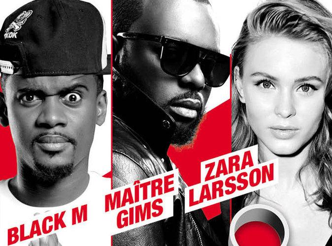 Maître Gims et Black M bientôt en concert gratuit à Paris !