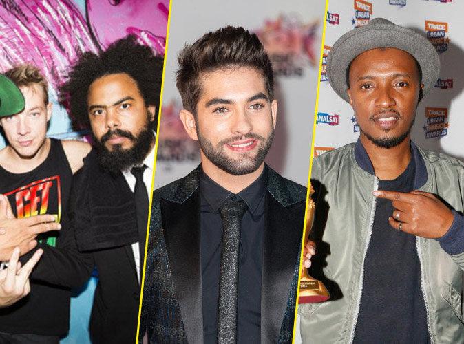 Major Lazer, Kendji Girac, Soprano... Découvrez les stars de Youtube en 2015 !