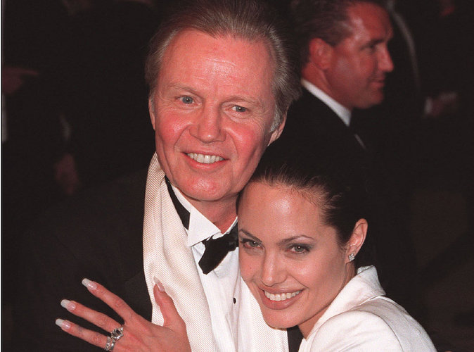Malaise : le père d'Angelina Jolie va voter pour Donald Trump !