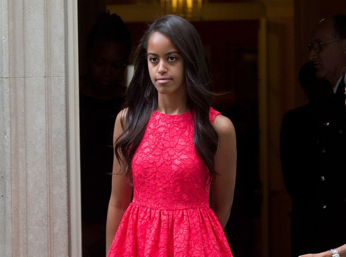 "Malia Obama intègre la série ""Girls"" !"