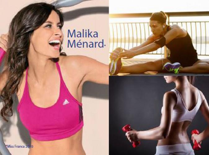 Malika Ménard va vous faire bouger à la rentrée !