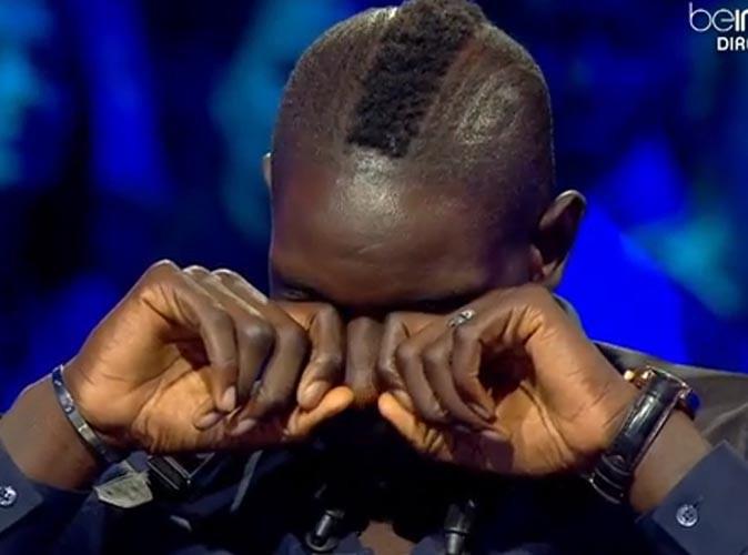 Mamadou Sakho : le footballeur laisse échapper quelques larmes en évoquant la mort de son père...
