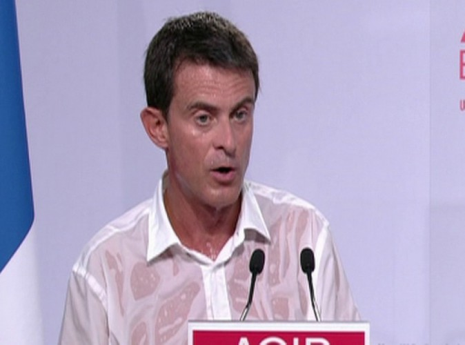 Manuel Valls : Quand le Premier ministre mouille la chemise, il fait le buzz !