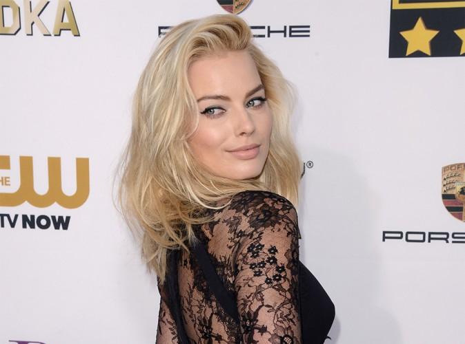 Margot Robbie : complètement in love de son nouveau boyfriend, la preuve en images !