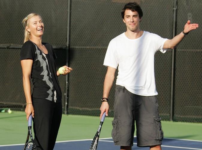 Maria Sharapova a rompu ses fiançailles !