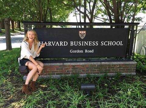 Maria Sharapova : après le dopage, elle fait une cure à Harvard !