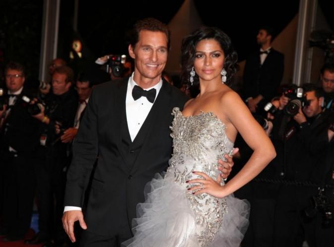 """Mariage de Matthew McConaughey et Camila Alves : """" Matthew ressemblait à une star des vieux films hollywoodiens !"""""""