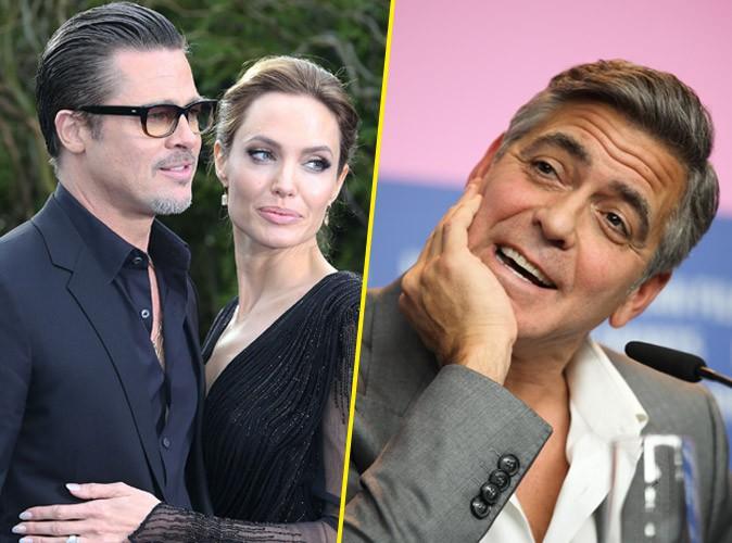 Mariage des Brangelina : le père d'Angelina Jolie n'était pas au courant, George Clooney est heureux !