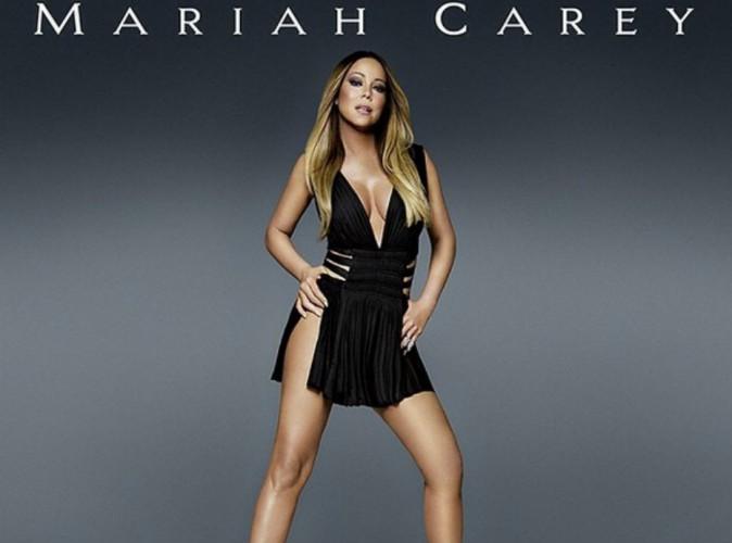 Mariah Carey : bombe (retouchée) pour la sortie surprise de son nouvel album !