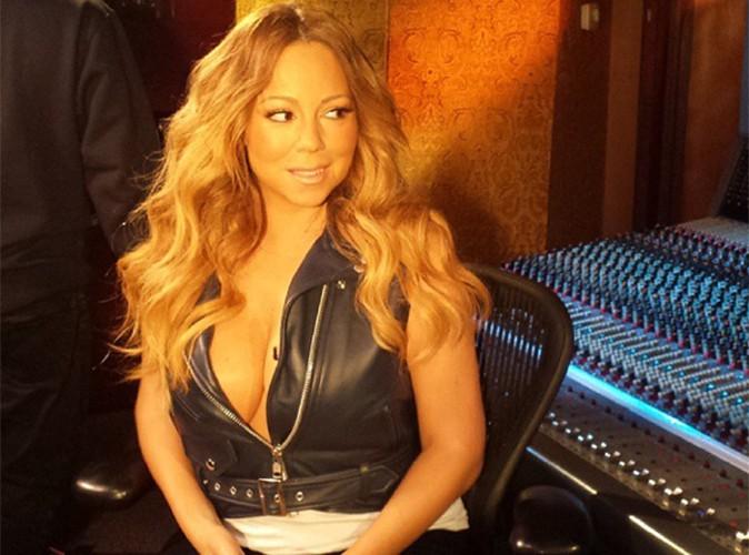 Mariah Carey : clashée par les internautes après avoir exhibé son décolleté !