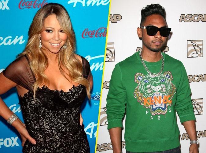 Mariah Carey : découvrez sa déclaration d'amour sensuelle à Miguel sur le duo Beautiful !
