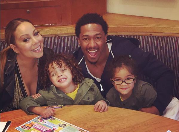 Mariah Carey dine avec son ex pour la fête des mères !