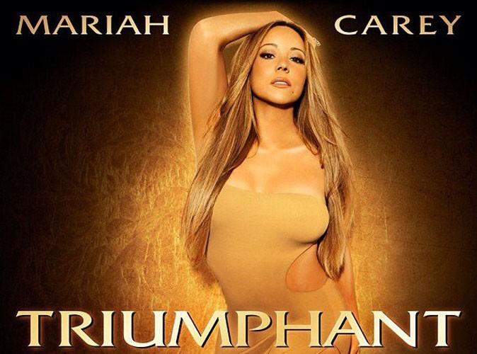 """Mariah Carey : écoutez enfin son tout nouveau single """"Triumphant""""... La Hip-Hop girl est de retour !"""