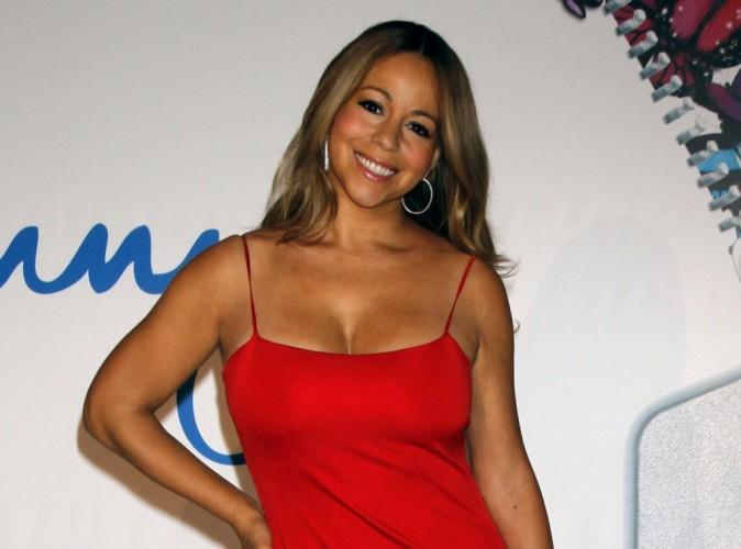 Mariah Carey : elle suit l'actualité de Kim Kardashian et n'hésite pas à lancer des piques...