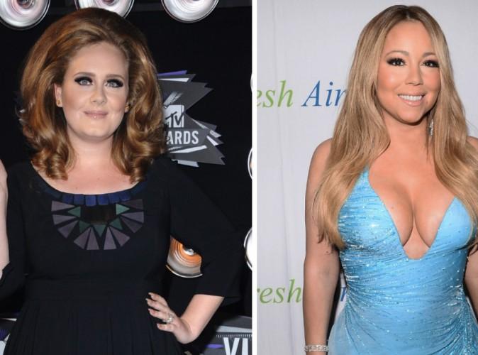 Mariah Carey et Adèle : qui des deux chanteuse remplacera Céline Dion à Las Vegas ?