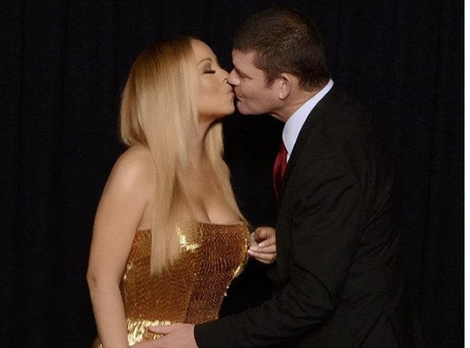 Mariah Carey : la diva déclare sa flamme à son futur mari !