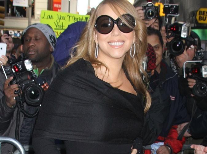 Mariah Carey : repérée deux fois de suite dans le même restau, elle fait des entorses à son régime !