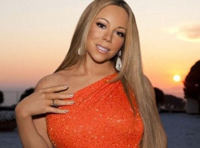 Mariah Carey : sa première photo glamour pour American Idol !