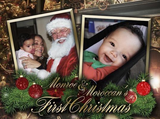 Mariah Carey : son premier Noël avec ses jumeaux !