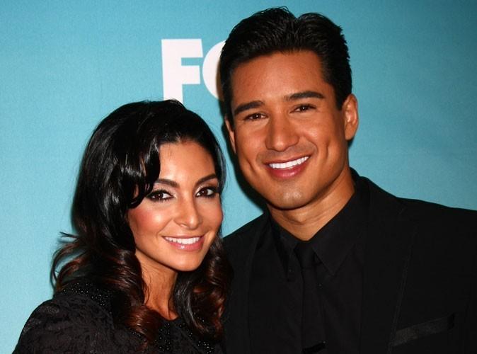 Mario Lopez et Courtney Mazza : les premières photos de leur magnifique mariage...