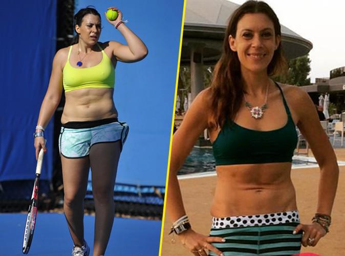 Marion Bartoli : sa surprenante perte de poids !