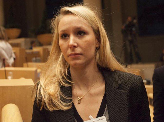 Marion Maréchal-Le Pen divorce après deux ans de mariage !