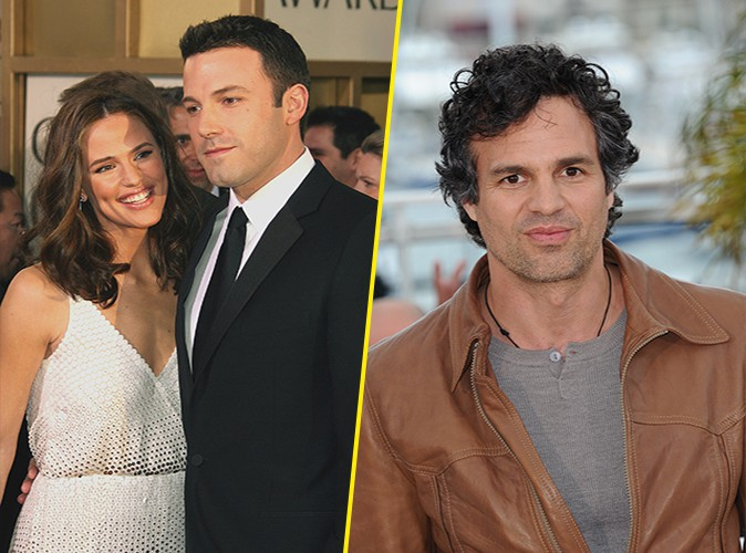 Mark Ruffalo : Ben Affleck aurait brisé son amitié avec Jennifer Garner !