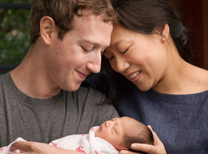 Mark Zuckerberg : jeune papa, le boss de Facebook fait un don exceptionnel !