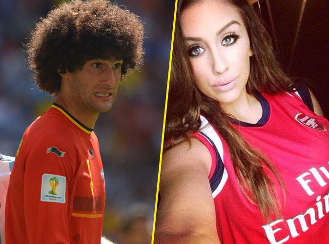 Marouane Fellaini nu : le footballeur piégé par une ancienne candidate des Princes de l'amour !