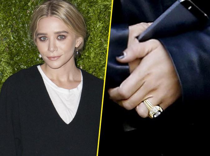 Mary-Kate Olsen : prix, joailler, histoire : on vous dit tout sur sa bague de fiançailles !