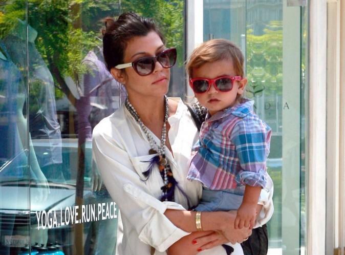 Mason Disick : le fils de Kourtney Kardashian est un bout d'chou trop populaire !